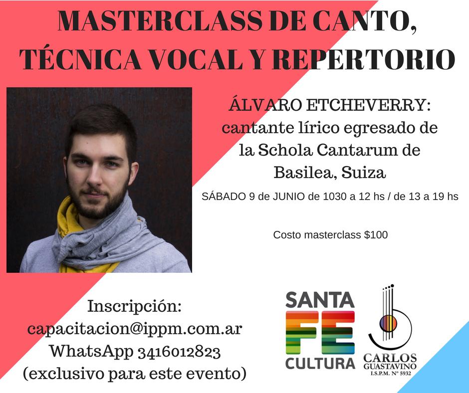 Volante Master Class 09062018